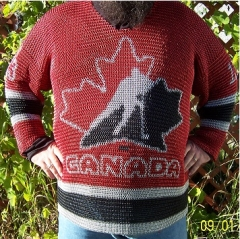 Team Canada Jersey Front