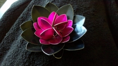 Scale Lotus Flower