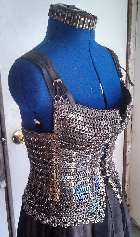 (Fe)Maille Corset