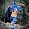 Danielle Blue... War Kitten