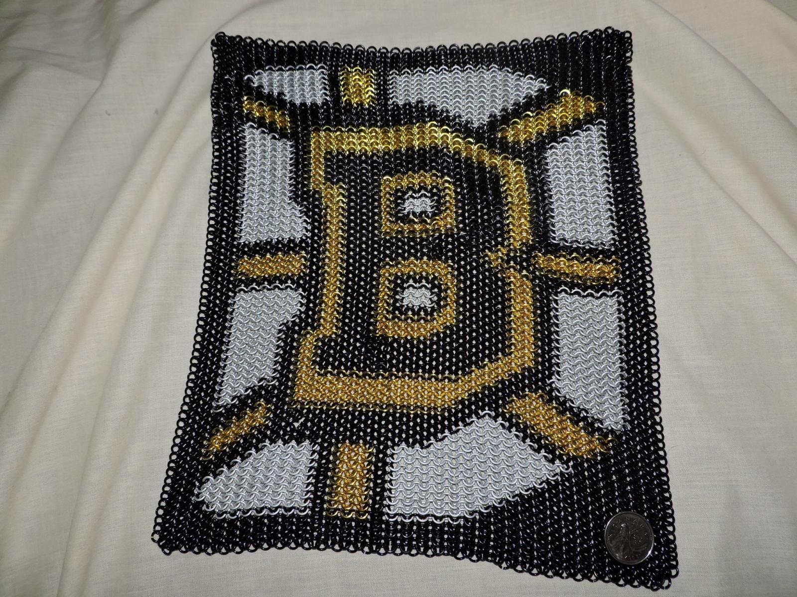 Boston Bruins inlay