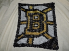 Boston Bruins inlay