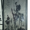 Don Quixote inlay