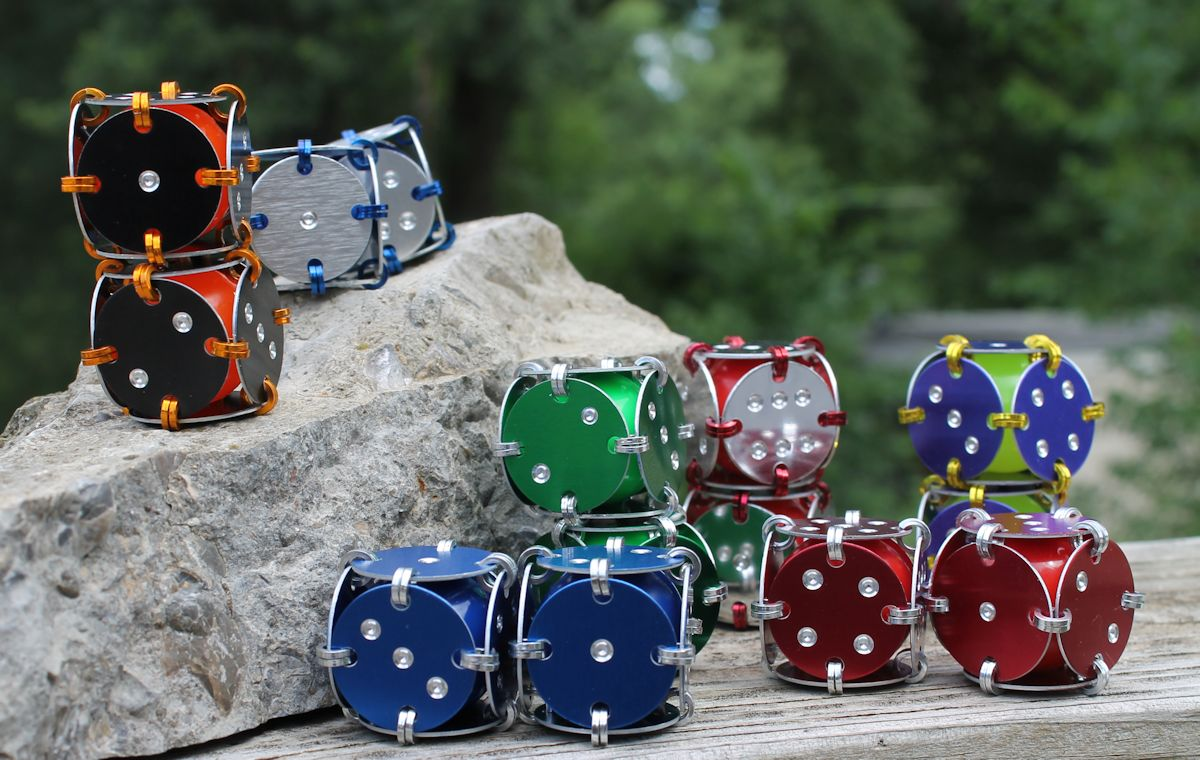 Chainmaille Dice