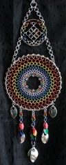 Huge Rainbow Dreamcatcher