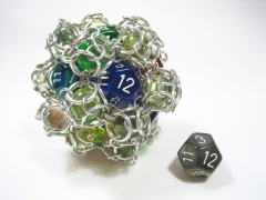 Rollable Chainmaille d12