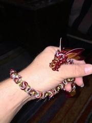 Mushu dragon :)