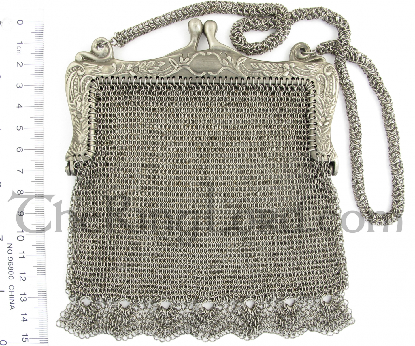 TheRingLord made Stainless Steel Maille Purse