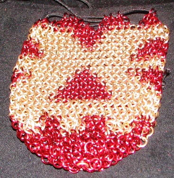 Khorne Symbol Bag