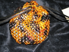 Tiger Stripe Dice Bag View 1