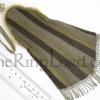 Delicate Striped Maille Purse