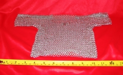 American Girl Doll Chainmail Shirt 1