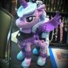 Princess Luna in custom armor