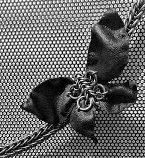Leather and Steel - Butterfly