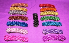 Color barrettes