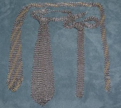 Chainmaille Ties