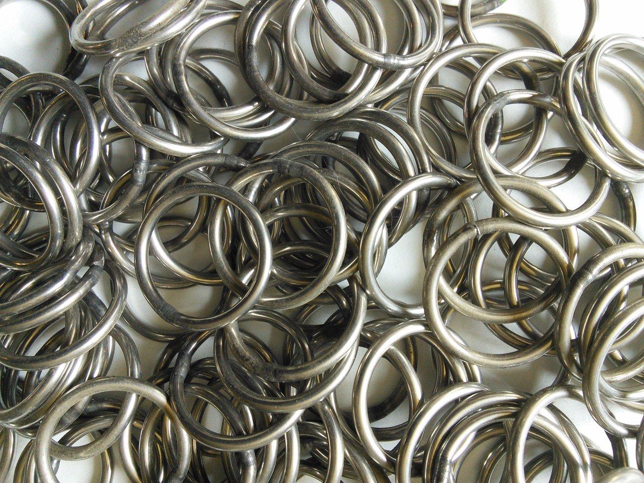 Custom welded rings