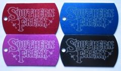 Custom engraved Dog tags