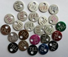 TRL tiny tags