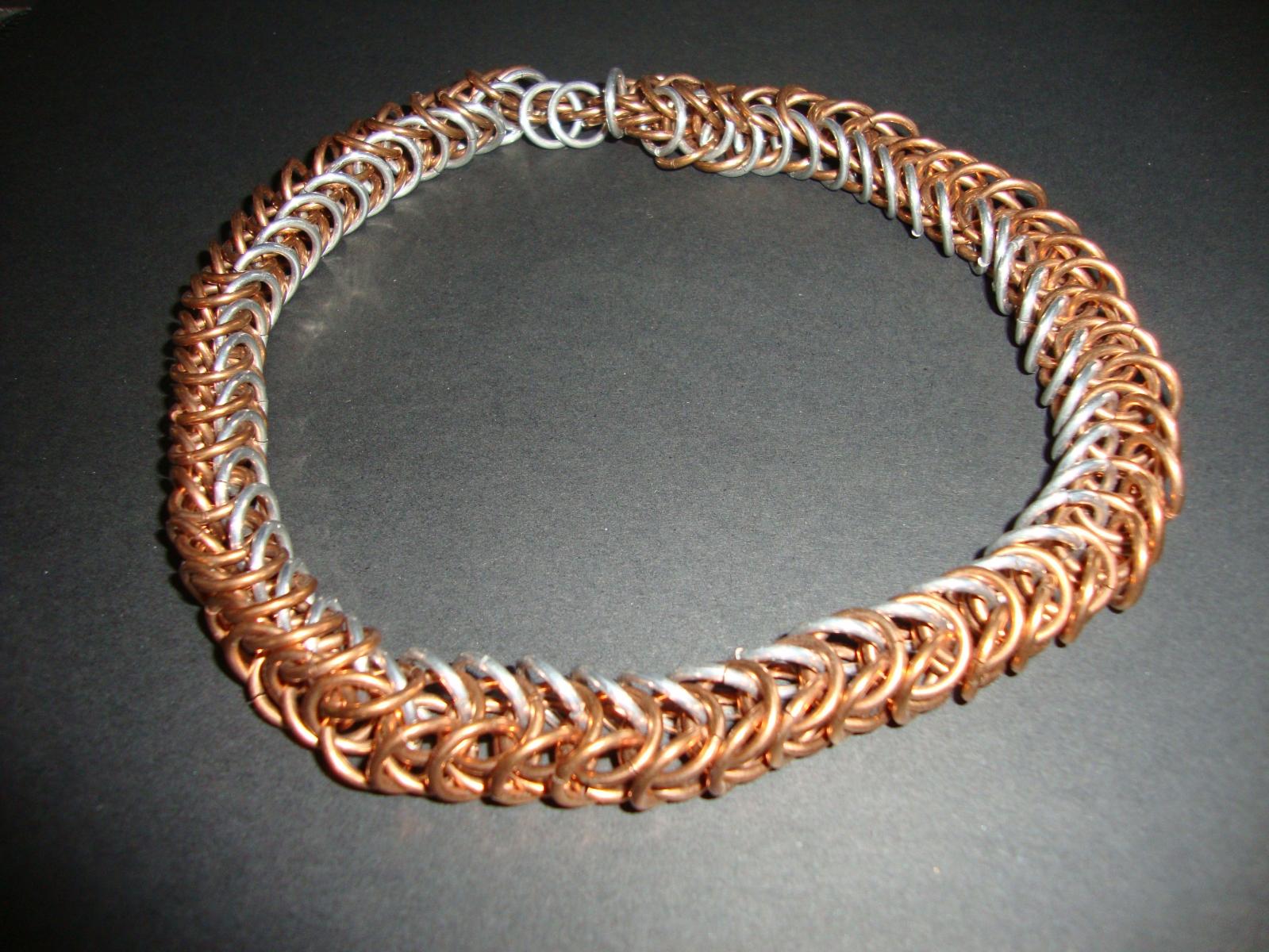 Bronze Box Chain