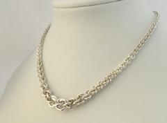 Graduated JPL necklace