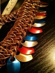 Ritualist Necklace (Close Up)