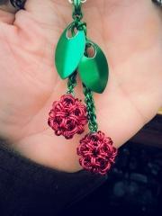 Cherries Pendant