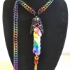 Rainbow HP 3-1 Dragon Necklace