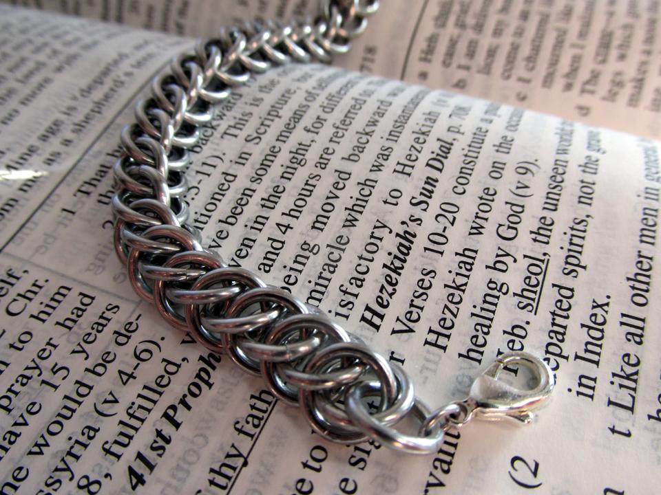 Half-Persian 3:1 Weave