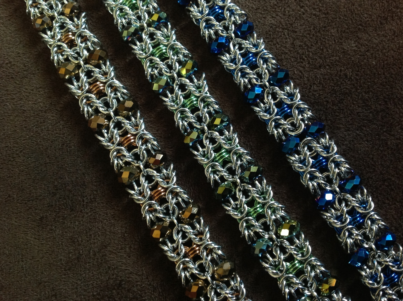 Beaded Maille