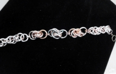 Pretty Maids in a Row bracelet