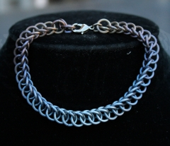 Hand Anodized Titanium HP 3in1 Bracelet