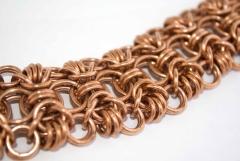 Big copper rondo