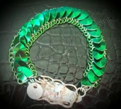 green dragon mini scales