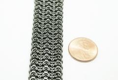 Stainless Steel Micro-maille elfsheet bracelet