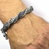 Men's Spiral Bracelet