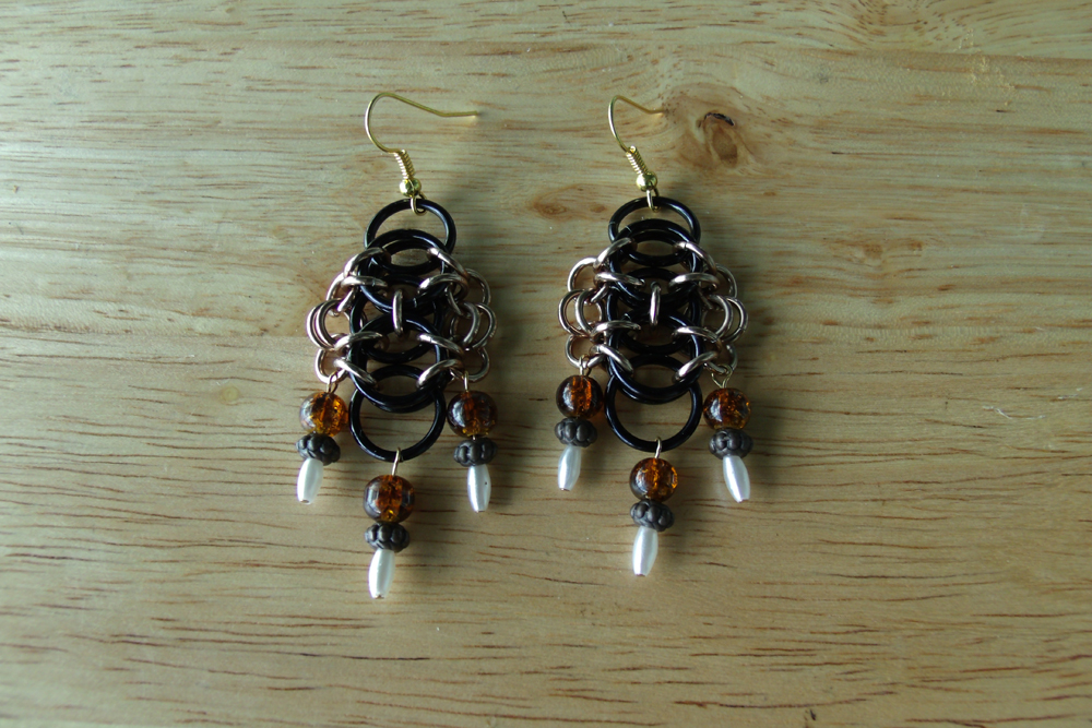 Camelot Earrings Sm