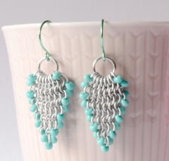 European 4-1 Earrings