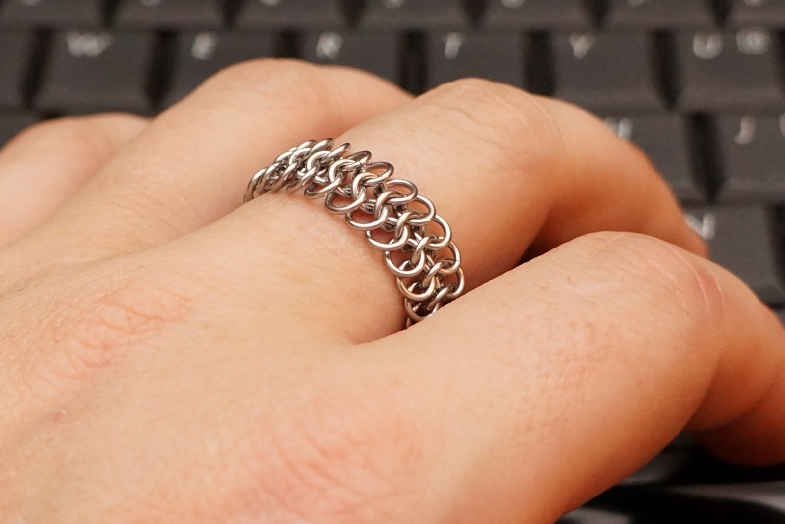 My New ring