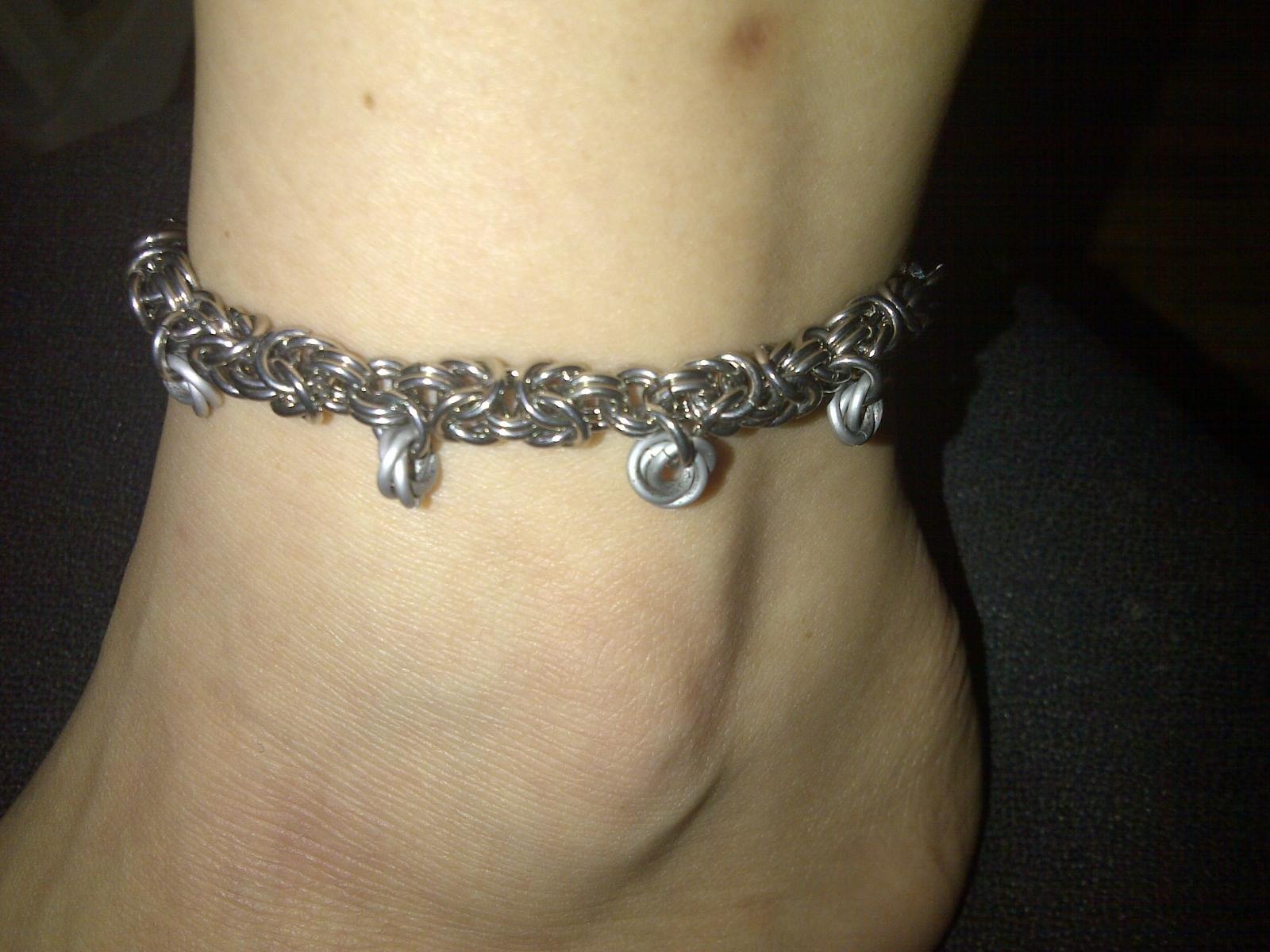 Byzantine anklet