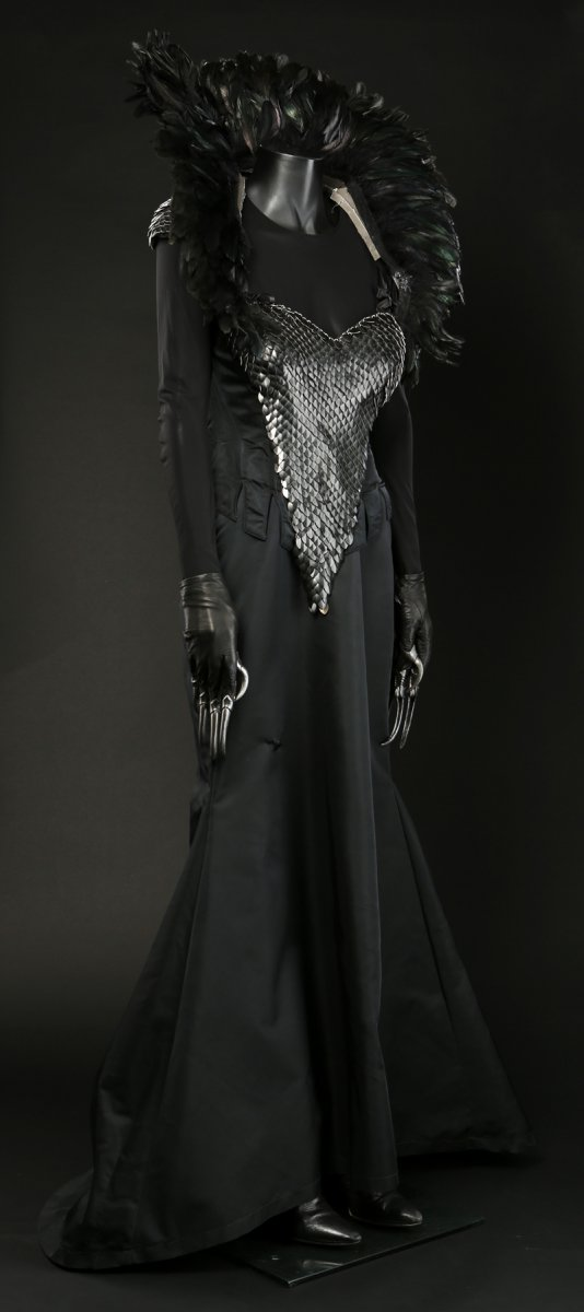Seventh Son Double Vertebra Dress