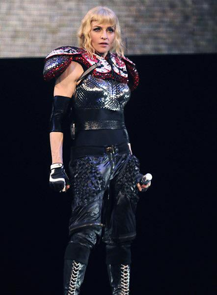 Madonna Sticky & Sweet Tour