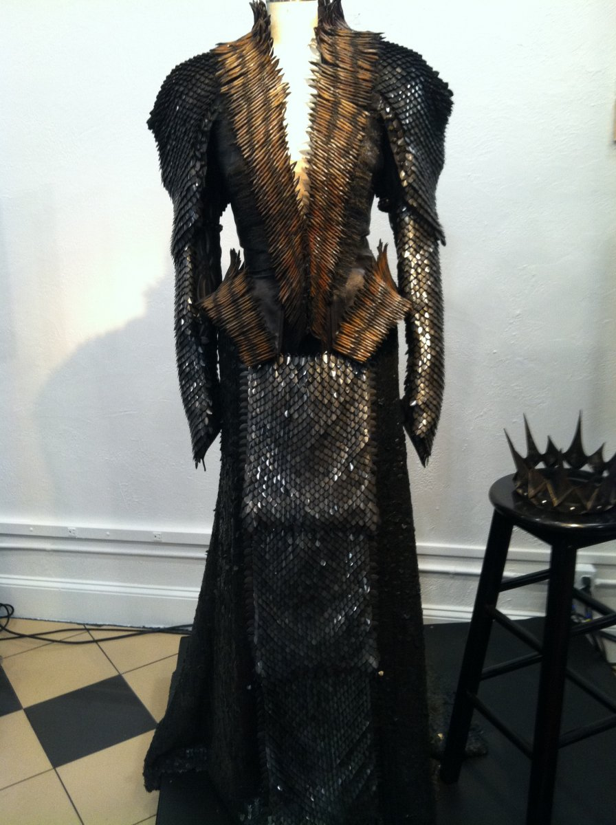 Snow White And The Huntsman costume - Ravenna