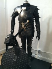Warrior Costume Snow White And The Huntsman