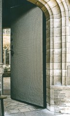 Chainmail Door - chainmail by TheRingLord