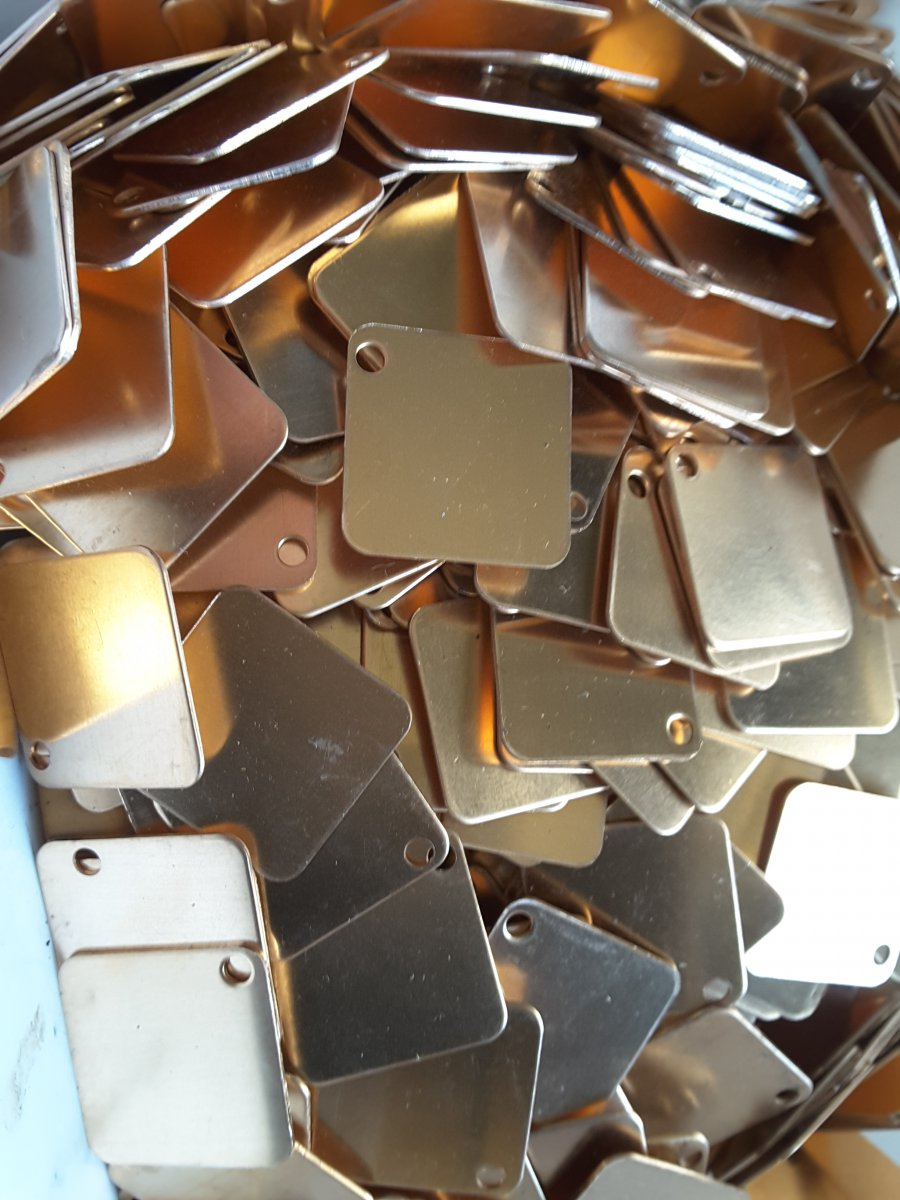 bronze tag special