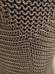 45 Sleeve Gusset -- Torso Corner Seam Closeup