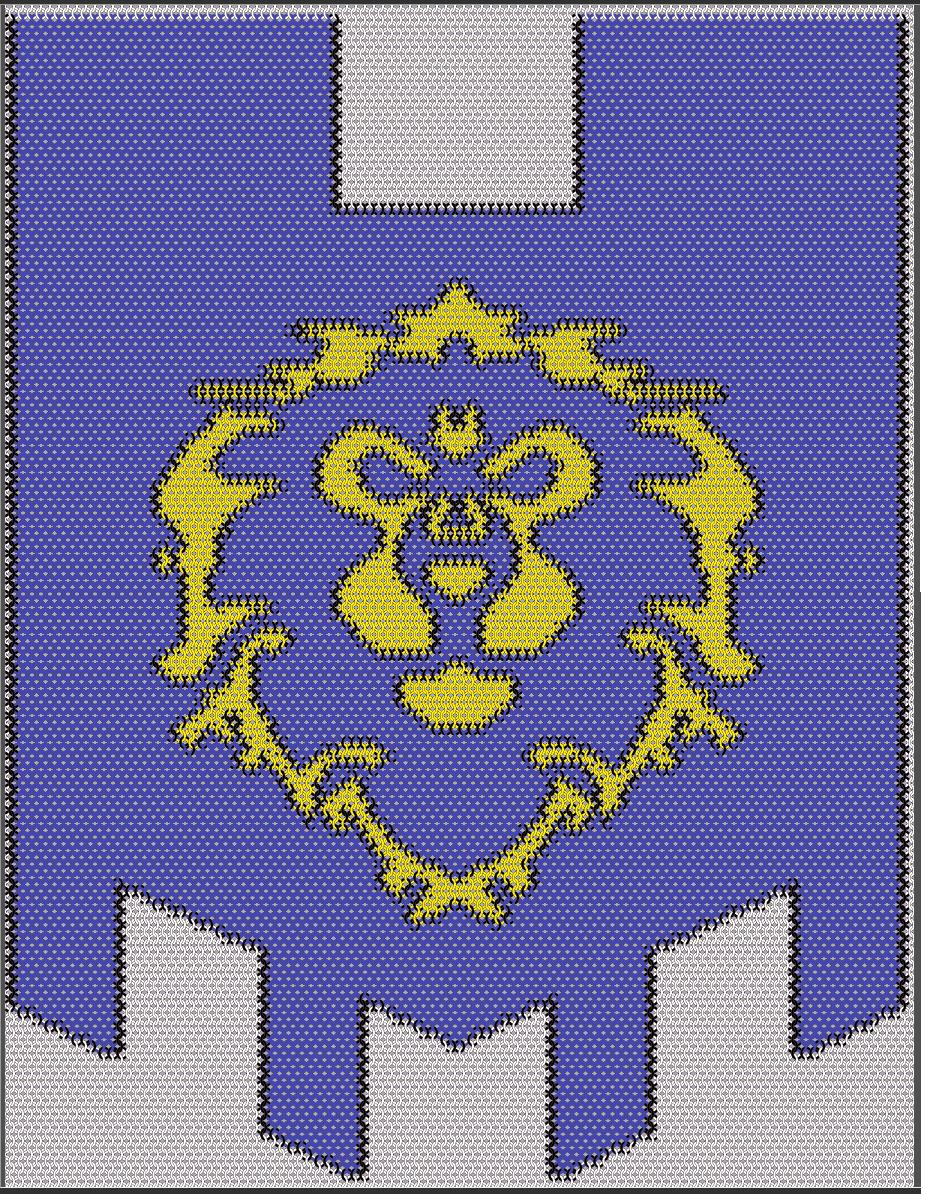 Alliance Banner inlay