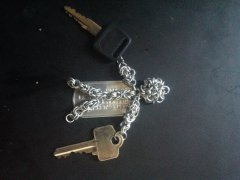 Person key ring