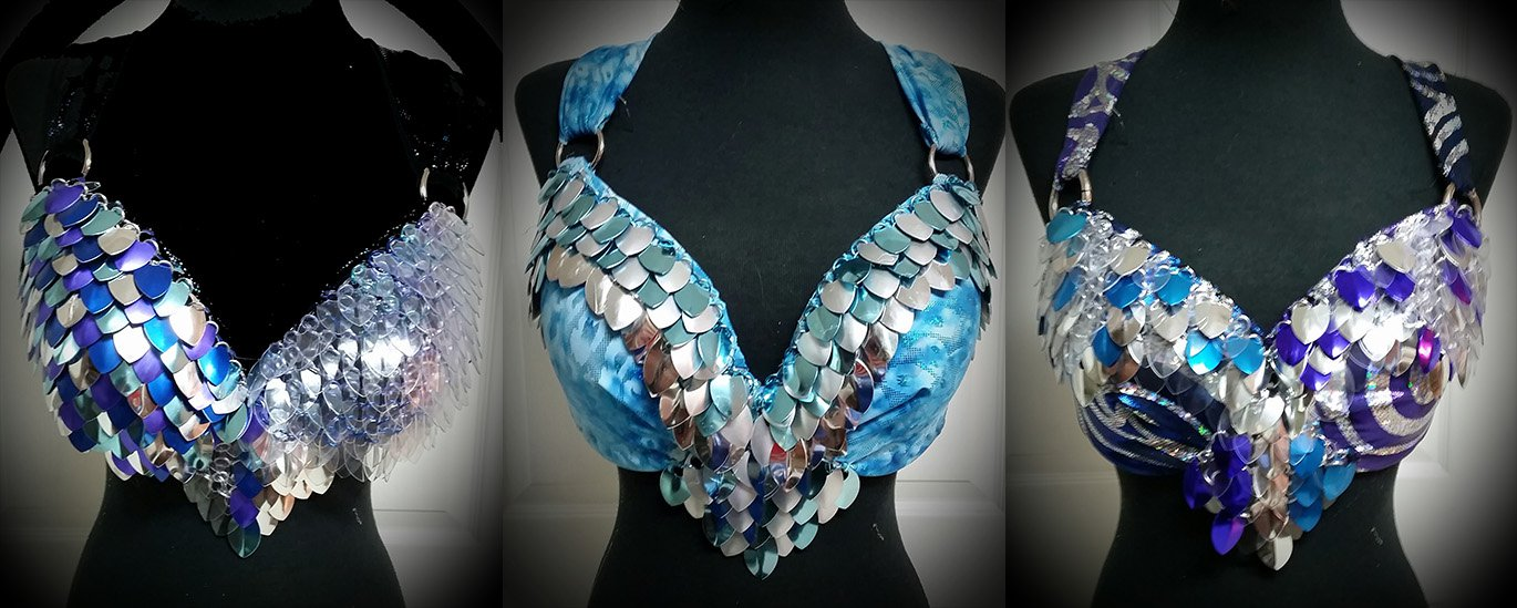 Scale Maille - Design by Tzadia